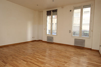 Appartement Paris 18ème studio 27.46 m²